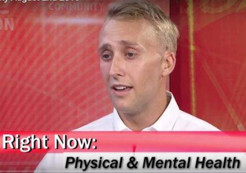 Lantern Fitness Consultant David Brand on BronxNet TV