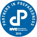 NYC Partners in Preparedness Logo