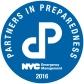NYC Partners in Preparedness Logo