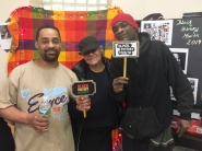 Lantern residents celebrate Black History Month